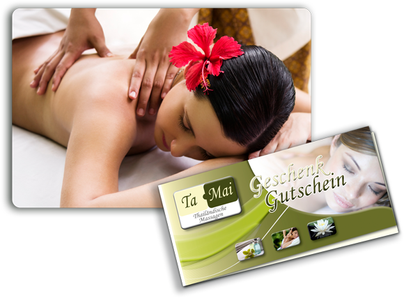 Massagegutschein Rücken-Intensiv Massage